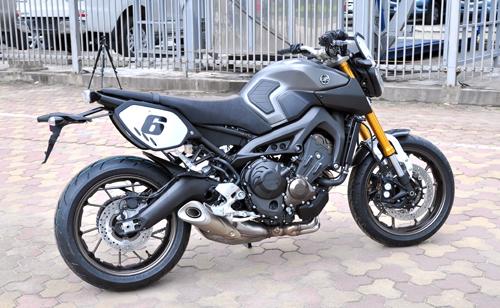 Yamaha MT-09 Tracker ABS 2015 đầu tiên ở Hà Nội 1