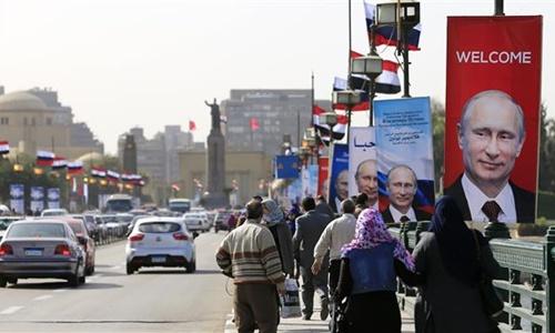Không kích Syria, Putin hóa thần tượng tại Trung Đông 3