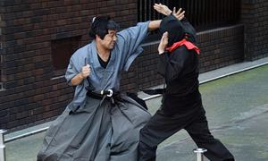 Biệt đội ninja hiện đại của Nhật Bản