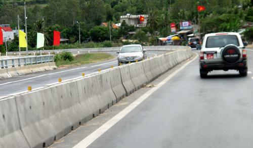 Đoạn quốc lộ 4.300 tỷ đồng qua Phú Yên vượt tiến độ 3 tháng 1