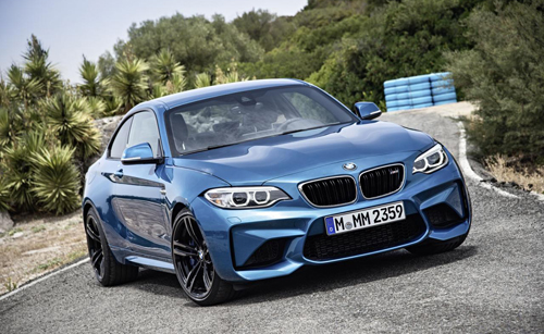 BMW M2 - kế thừa truyền thống 1