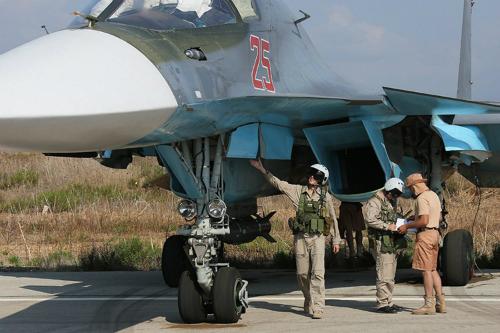 Nga khiến phương Tây ngỡ ngàng trước sức mạnh quân sự ở Syria 1