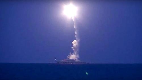 Nga khiến phương Tây ngỡ ngàng trước sức mạnh quân sự ở Syria 3
