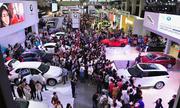 Con số ấn tượng ở triển lãm xe nhập khẩu Việt Nam 2015