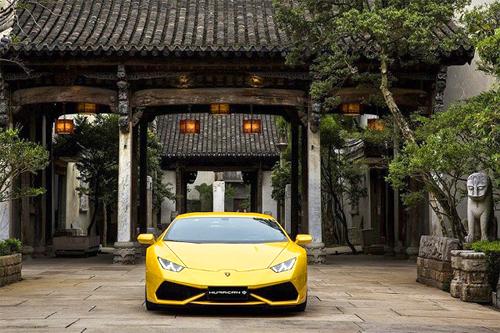 """Lamborghini Huracan Zhong - """"siêu bò"""" giá rẻ 1"""