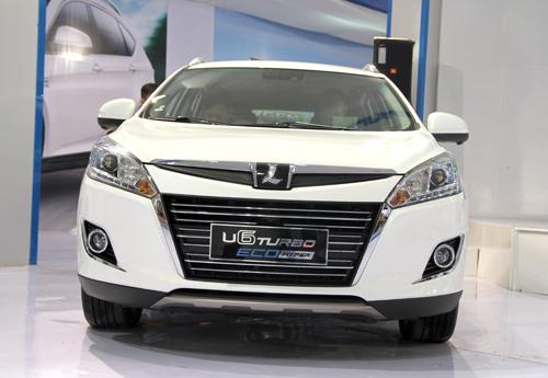Luxgen U6 Eco hyper - crossover mới cho người Việt