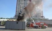 Ai bồi thường thiệt hại khi chung cư bị cháy?