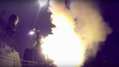 Nga chi bao nhiêu cho chiến dịch không kích Syria 1