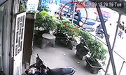 Trộm ôtô bị tài xế đánh tới tấp ở Đồng Nai
