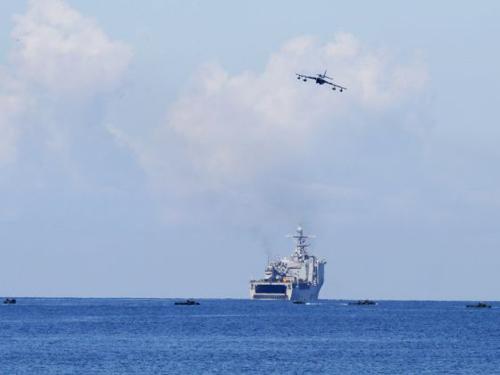 """Ông Trần Công Trục: """"Tàu tuần tra Mỹ không phải bảo bối ở Biển Đông"""" 1"""