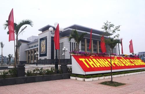 Đề xuất đổi tên thành phố Bắc Giang thành Phủ Lạng Thương 1