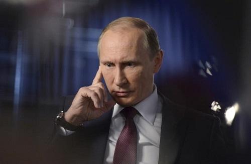 Putin rục rịch mở lối ra cho chiến dịch không kích Syria 1