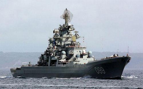 Không kích Syria, Nga muốn có bàn đạp tiến ra Địa Trung Hải 1