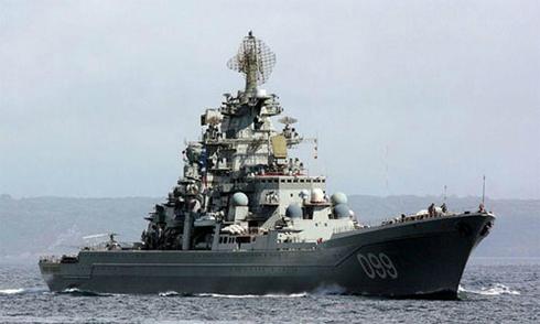 Không kích Syria, Nga muốn có bàn đạp tiến ra Địa Trung Hải