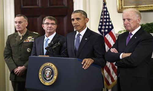 "Lo thảm họa IS tái diễn, Obama ""câu giờ"" ở Afghanistan 1"