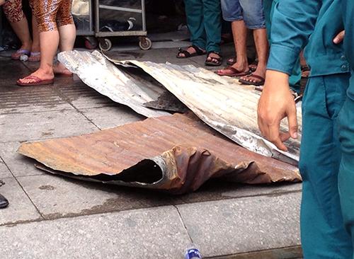 Nổ sập nhà ở Sài Gòn, hai mẹ con bé gái thiệt mạng 2
