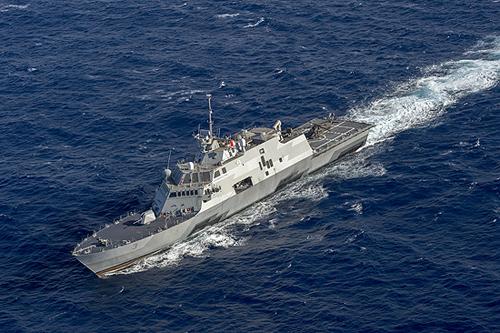 Mỹ có thể rơi vào bẫy của Trung Quốc khi tuần tra Biển Đông 1