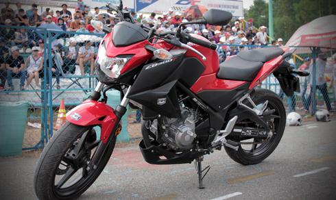 Honda CB300F 2015 đầu tiên ở Việt Nam 1