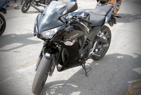 Sportbike Honda CBR300R xuất hiện tại Việt Nam 1