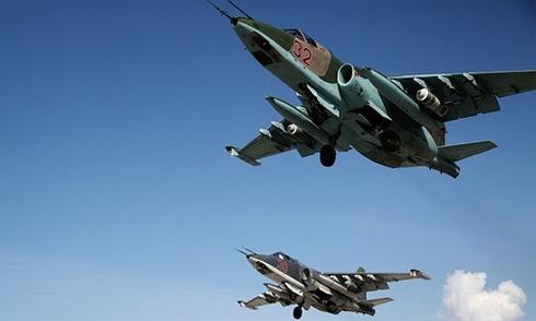 Nga phá hủy 19 sở chỉ huy khủng bố ở Syria