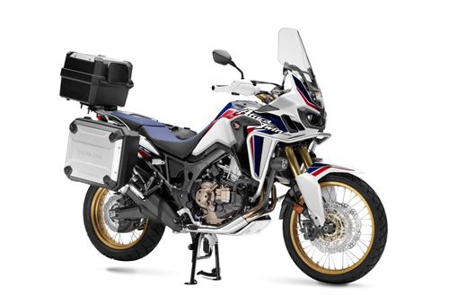 Honda CRF 1000L - xế phượt đầy công nghệ 1