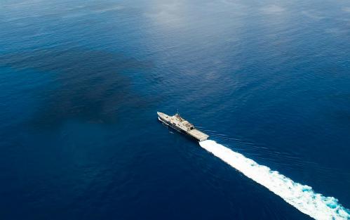 Trung Quốc gây ngờ vực với đề xuất tập trận chung ở Biển Đông 1