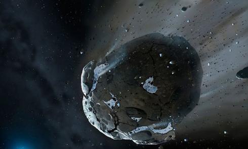 Phát hiện muộn thiên thạch khổng lồ sượt qua Trái Đất