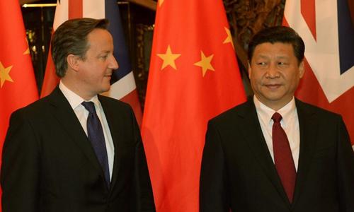 Mối tình có điều kiện giữa Trung Quốc và Anh 3