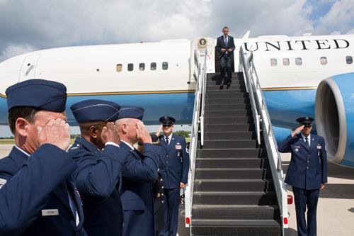 Chuyên cơ Air Force One - biểu tượng đẳng cấp của Mỹ 1