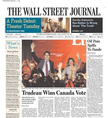Ảnh ngực trần khoe cơ bắp của tân thủ tướng Canada gây bão 2