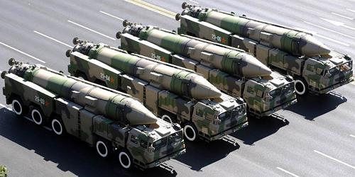 """Tàu sân bay Mỹ nguy cơ """"xếp xó"""" vì tên lửa Trung Quốc 2"""