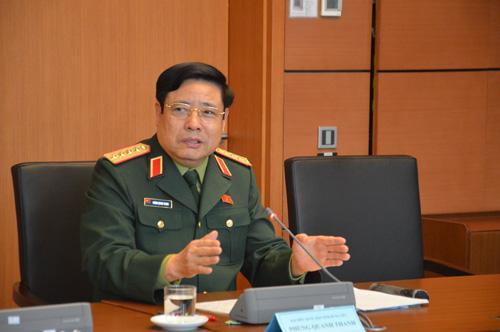 """Bộ trưởng Phùng Quang Thanh: """"Quan hệ tốt với Mỹ, Trung sẽ giữ được thế cân bằng"""" 1"""
