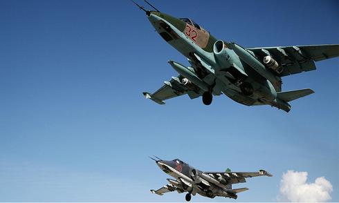 Nga - Jordan lập trung tâm điều phối quân sự chống IS ở Syria