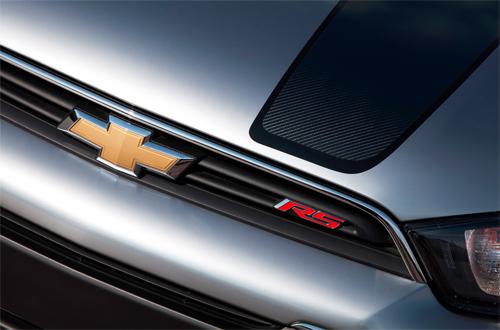 Chevrolet Spark RS Concept - thể thao đường phố 3