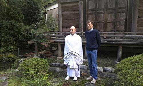 1.000 ngày chạy marathon của Phật sống Nhật Bản 3