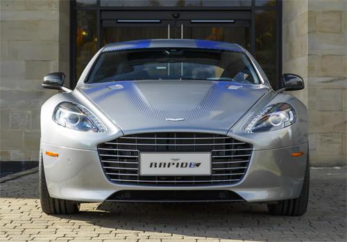 Aston Martin có thể sản xuất xe điện 1.000 mã lực 1