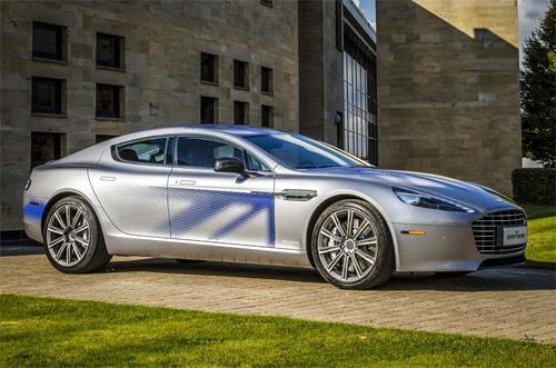 Aston Martin có thể sản xuất xe điện 1.000 mã lực 2