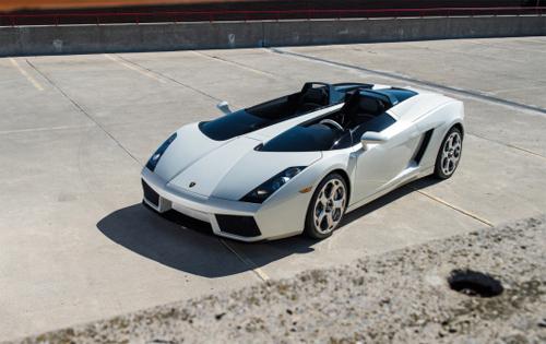 """Lamborghini Concept S - """"siêu bò"""" sắp lên sàn đấu giá 1"""