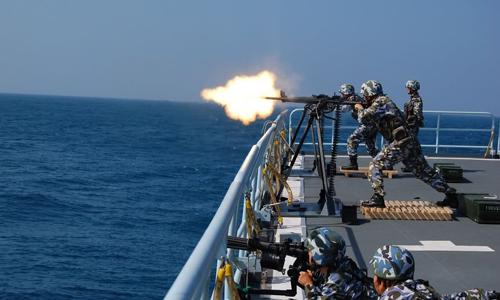 Sức mạnh tấn công của Trung Quốc sánh ngang Mỹ trong 5 năm 1