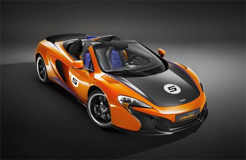 McLaren tung 650S Can-Am bản giới hạn 1