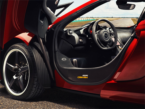 McLaren tung 650S Can-Am bản giới hạn 2