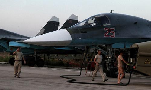 Sát thủ vô hình đe dọa chiến đấu cơ Nga ở Syria 1