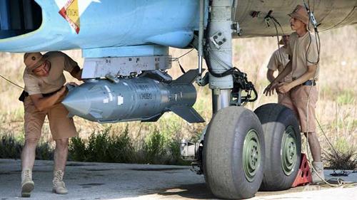Sát thủ vô hình đe dọa chiến đấu cơ Nga ở Syria 2
