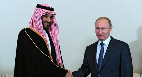 Bốn thông điệp của Putin từ chiến dịch dội bom IS 2
