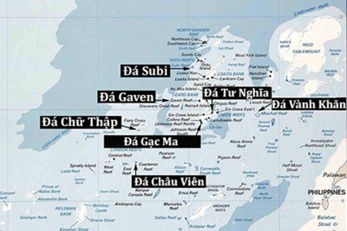 Tuần tra Biển Đông, Mỹ tiến sát điểm tới hạn với Trung Quốc 3