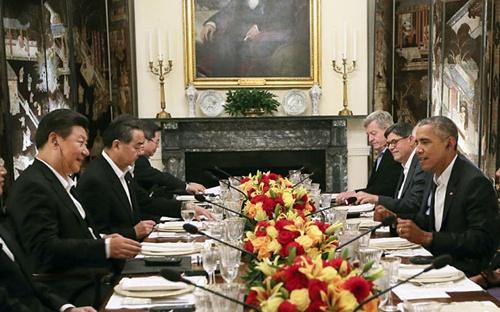 Cuộc đối thoại với ông Tập khiến Obama điều tàu tới Trường Sa 2