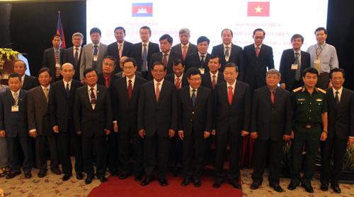 Việt Nam - Campuchia ra thông cáo chung về biên giới 2