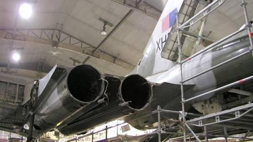 """Chuyến bay cuối cùng của """"Hỏa thần ném bom"""" Vulcan 2"""