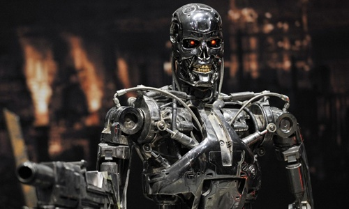 Robot sát thủ nguy cơ biến chiến tranh thành trò chơi giết chóc 1