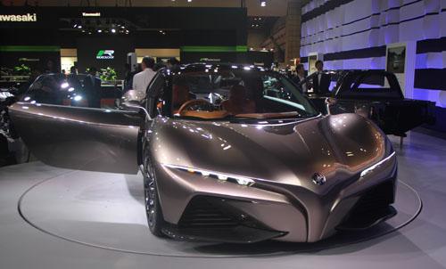 Yamaha quyết sản xuất xe hơi 1
